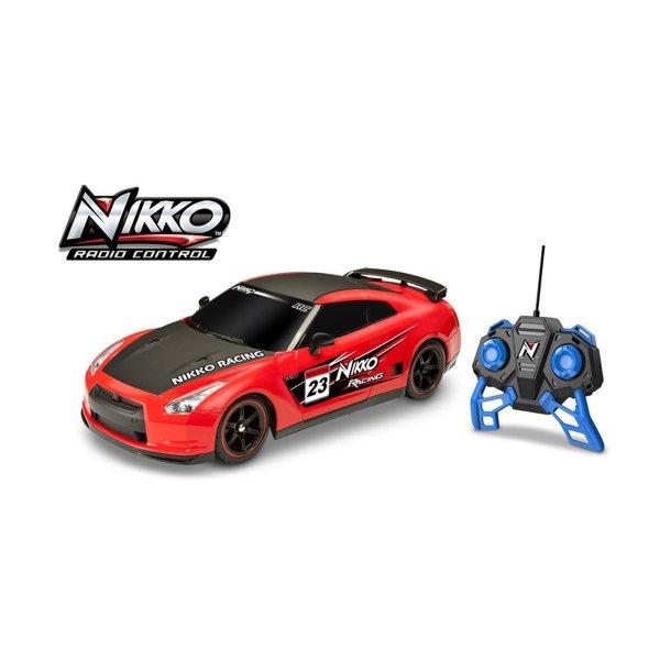 Кола с дистанционно управление - Nissan GT-R