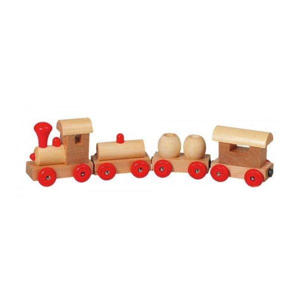 Влак с магнитно свързване Goki