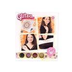 Комплект брокати Glitza 100 дизайна Мандала Ориентал с 4 цвята