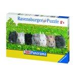 Пъзел Ravensburger 200 ел. - Зайчета