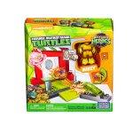 Mega Bloks TMNT - Игрален комплект Градски улици Донатело