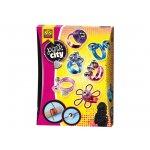 Комплект за пръстени SES Pink City