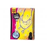 Комплект за огърлица SES Pink City