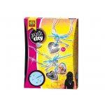 Комплект огърлица на приятелството SES Pink City