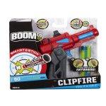 Пистолет BOOMco Clipfire + 2 стрели
