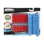Пистолет BOOMco Clip&Darts