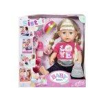 BABY Born - Кукла с дълга коса и аксесоари