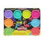 Play Doh - 8 цвята
