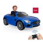 Детски автомобил Injusa - Mercedes AMG GT, 6V, с ДУ