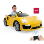 Детски автомобил Injusa - Porsche 6V 911 Turbo S, с ДУ