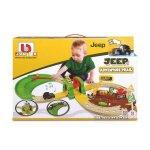 Bburago Junior - Писта за игра Приключения Jeep