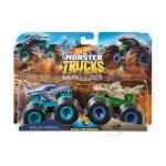 Hot Wheels - Голямо бъги Monster Trucks - 2бр. 1:64, асортимент