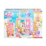 Кукла Barbie - Игрален комплект замък