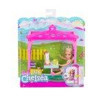 Кукла Barbie - Игрален комплект Челси с аксесоари