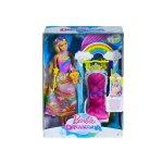 Кукла Barbie - Принцеса с люлка - трон