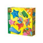 Комплект SES - Уча се да сгъвам оригами