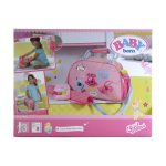 BABY Born - Комплект за преповиване с чанта