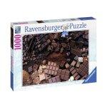 Пъзел Ravensburger 1000 ел. - Шоколад