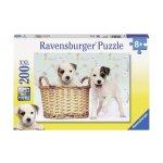 Пъзел Ravensburger 200 ел. - Сладки кученца
