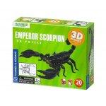 3D пъзел Goki, Императорски скорпион