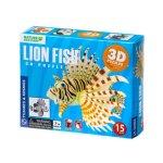3D пъзел Goki, Риба лъв