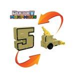 Джобен трансформър Pocket Morphers - цифра 5