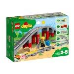 LEGO® DUPLO® 10872 - Мост и релси за влак