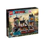 LEGO® NINJAGO™ 70657 - Доковете на NINJAGO® City
