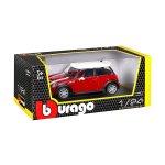 Bburago - модел на кола 1:24 - Mini Cooper S