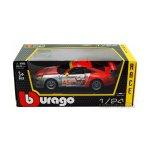 Bburago - модел на кола 1:24 - Porsche 911 GT3 RSR