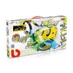 Комплект за игра Bburago - супер писта с един лупинг, с 1бр.кола 1:43