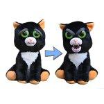 Плюшена играчка Фейсти Петс, Черна котка