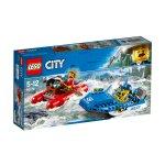 LEGO® City Police 60176 - Бягство по дивата река