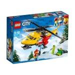 LEGO® City Great Vehicles 60179 - Линейка хеликоптер