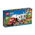 LEGO® City Great Vehicles 60182 - Пикап и каравана