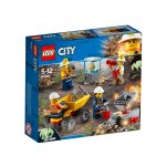 LEGO® City Mining 60184 - Миньорски екип