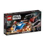 LEGO® Star Wars™ 75196 - A-wing™ срещу TIE Silencer™ Microfighters