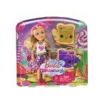 Кукла Barbie - Челси с два сладкиша, асортимент
