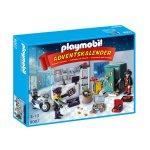 Playmobil - Коледен календар Полицейска операция