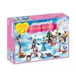 Playmobil - Коледен календар Кралски кънки на лед