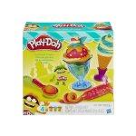 Play Doh - Комплект сладоледени изкушения
