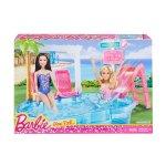 Кукла Barbie - Комплект за игра, басейн