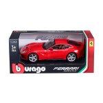 Bburago Ferrari - модел на кола 1:24 - F12 Berlinetta
