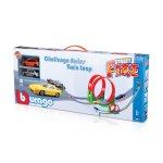 Bburago Street Fire - писта с 2 лупинга и 2 бр. коли 1:43