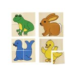 Игра Каремо Goki, с 5 животни