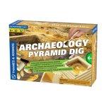 Археология - Разкопки на пирамида