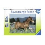 Пъзел Ravensburger 150 ел. - Галопиращ кон