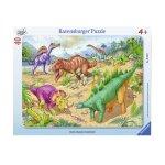 Пъзел Ravensburger 30-48 ел. - Динозаври