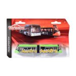 Метален автобус Автобус/ Трамвай Majorrete асорт.